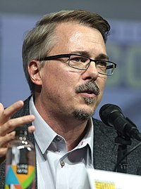 Vince GILLIGAN. Source: Wikipedia