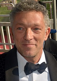 Vincent Cassel. Source: Wikipedia
