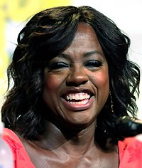 Viola Davis. Source: Wikipedia