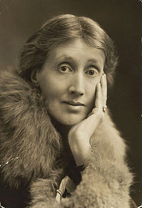 Virginia Woolf. Source: Wikipedia