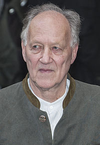 Werner Herzog. Source: Wikipedia