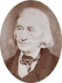Wilhelm Grimm. Source: Wikipedia
