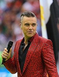 Robbie Williams. Source: Wikipedia