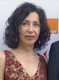 Yasmina Reza. Source: Wikipedia