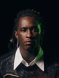 Young Thug. Source: Wikipedia