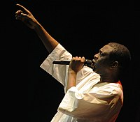Youssou N'dour. Source: Wikipedia