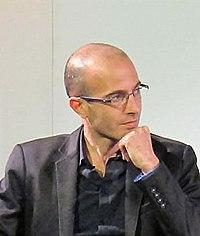 Yuval Noah HARARI. Source: Wikipedia
