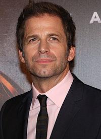 Zack Snyder. Source: Wikipedia