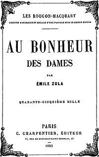 Au Bonheur Des Dames. Source: Wikipedia