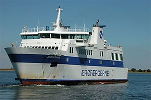 vessel Aeroeskoebing IMO: 9199086, Passenger Ro Ro Cargo Ship