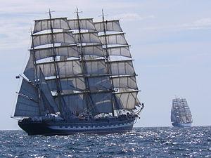 vessel Kruzenshtern IMO: 6822979, Sailing Vessel