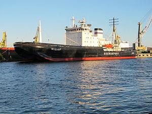 vessel Mudyug IMO: 8009181, Tug
