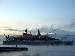 vessel ROSSIYA IMO: 8424240, RMRS