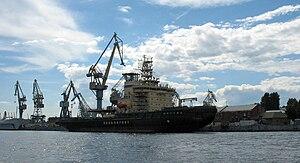 vessel MOSKVA IMO: 9326574, Icebreaker