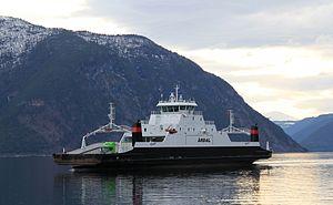 vessel Aardal IMO: 9428803, Passenger Ro Ro Cargo Ship