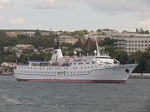 vessel Adriana IMO: 7118404, Cruise Ship