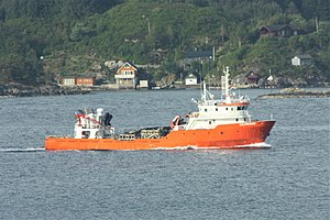vessel Aas Provider IMO: 8971633, Research Vessel