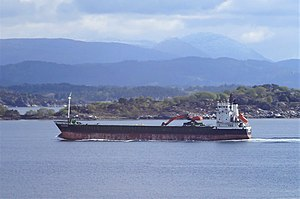 vessel Aasheim IMO: 9247106, Deck Cargo Ship