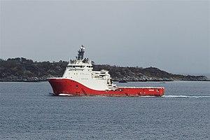 vessel Siem Pearl IMO: 9417684, Offshore Tug Supply Ship