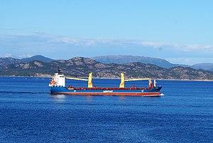 vessel Erik IMO: 9435105, Heavy Load Carrier