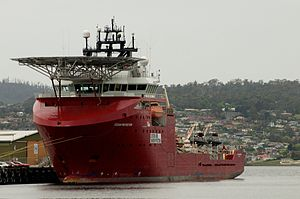 vessel Adv Ocean Protector IMO: 9374260, Offshore Support Vessel