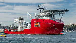 vessel Abf Vessel IMO: 9628374, Offshore Support Vessel