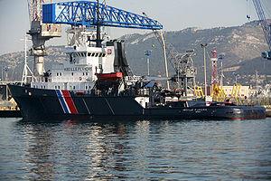vessel Abeille Flandre IMO: 7710513, Tug