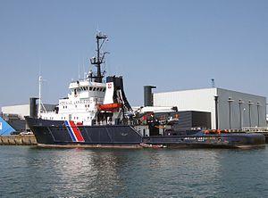 vessel Abeille Languedoc IMO: 7710525, Tug