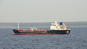 vessel Abrau IMO: 9422964, Oil Products Tanker