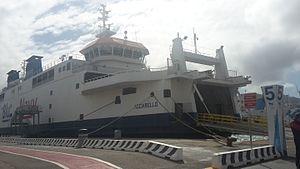 vessel Acciarello IMO: 9144691, Passenger Ro Ro Cargo Ship