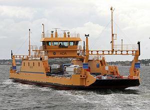 vessel ADA IMO: 7932018,