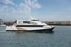 vessel ADLER CAT IMO: 9199725, RINA