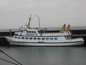 vessel Adler 4 IMO: 7636963, Passenger Ship