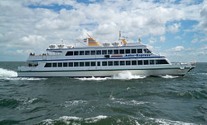 vessel Adler Express IMO: 9073098, Passenger Ship