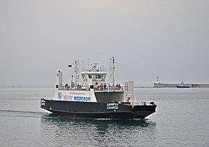 vessel Admiral Lazarev IMO: 7931222, Passenger Ro Ro Cargo Ship