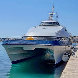 vessel Adriana IMO: 9042104, Passenger Ship