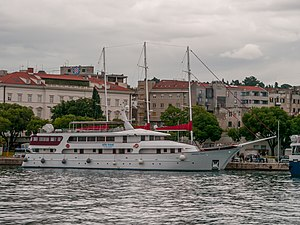 vessel ADRIATIC PEARL IMO: 8679821, CRS
