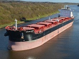vessel Aeolian Vision IMO: 9483554, Bulk Carrier