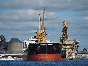 vessel Agapi S IMO: 9514822, Bulk Carrier