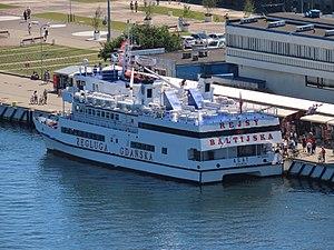 vessel Agat IMO: 8805949, Passenger Ship