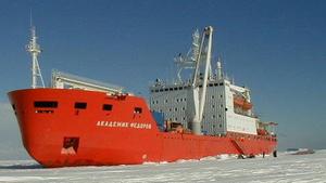 vessel Akademik Fedorov IMO: 8519837, Icebreaker