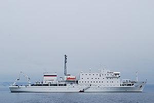vessel Akademik Ioffe IMO: 8507731, Cruise Ship