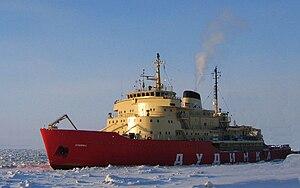vessel Dudinka IMO: 6920094, Icebreaker