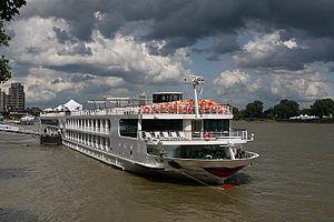 vessel A Rosa Aqua IMO: 9524176, Cruise Ship