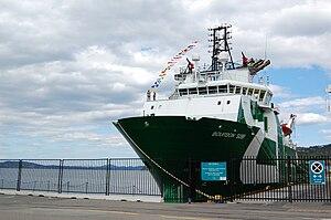 vessel Finval IMO: 9272412, Supply Vessel