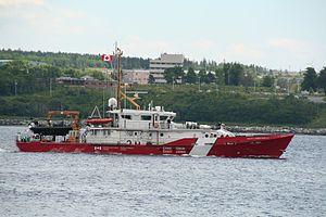 vessel A. LEBLANC IMO: 9586095, ABS