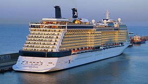 vessel Celebrity Solstice IMO: 9362530, Cruise Ship