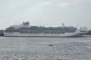 vessel Coral Princess IMO: 9229659, Cruise Ship