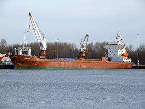 vessel Gennady Tsygankov IMO: 8714669, General Cargo Ship