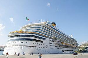 vessel Costa Diadema IMO: 9636888, Cruise Ship
